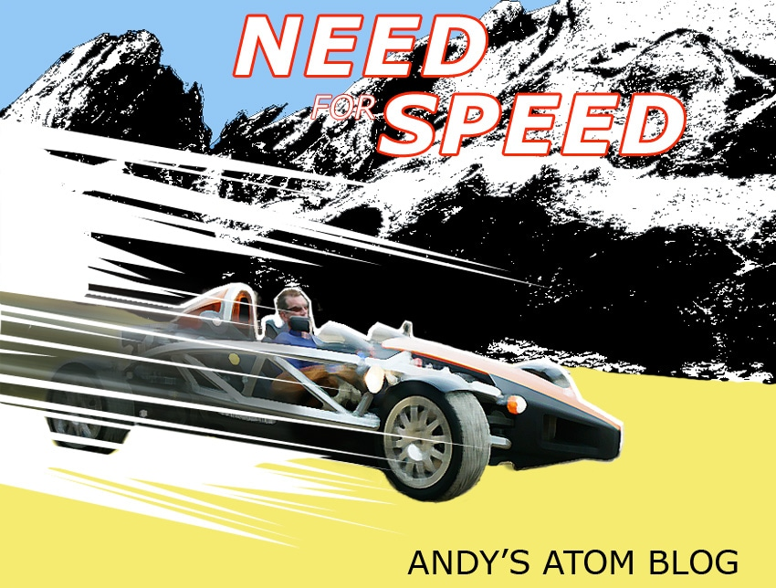 Andy's Ariel Atom