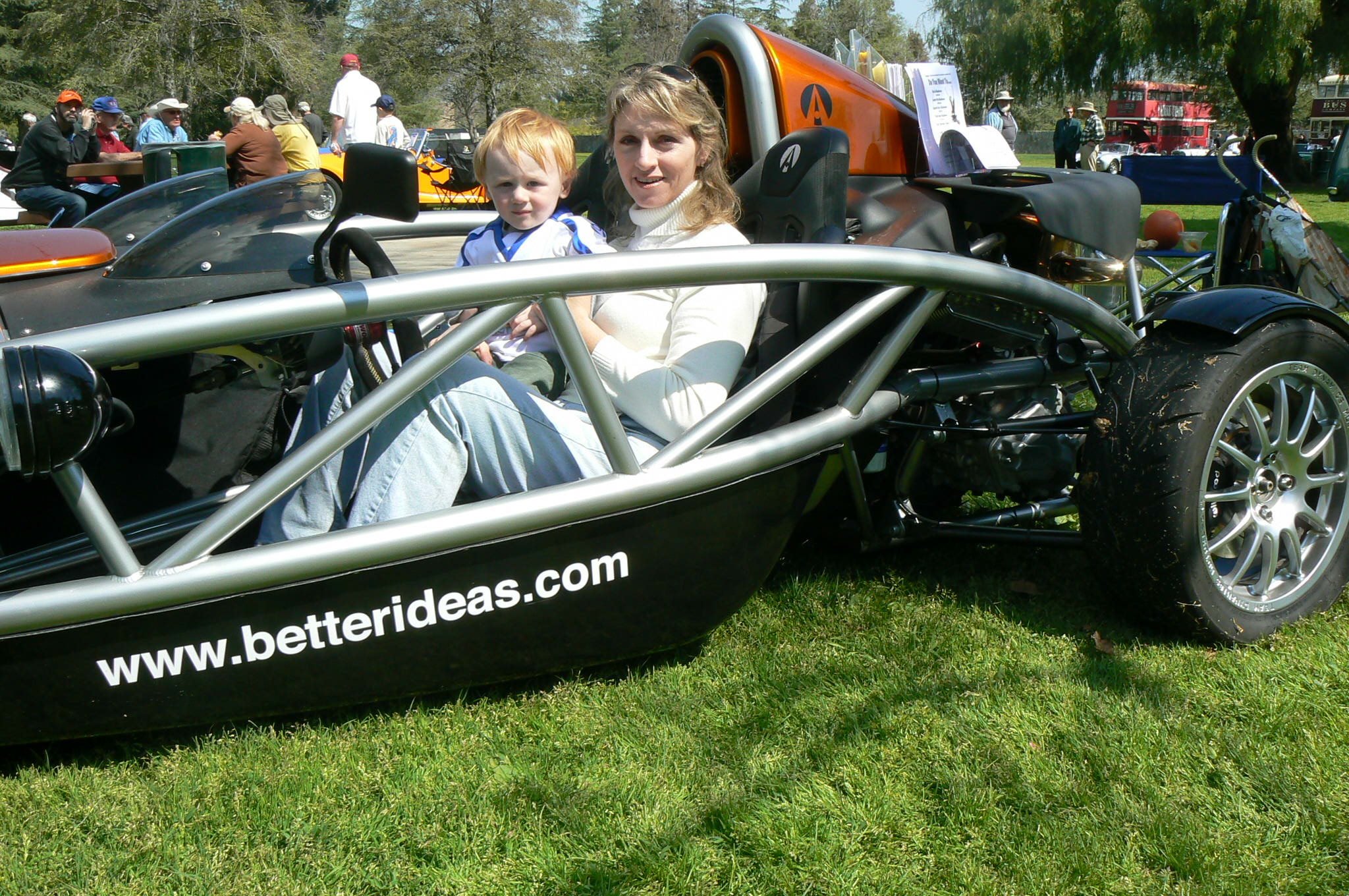 Ariel Atom and Family