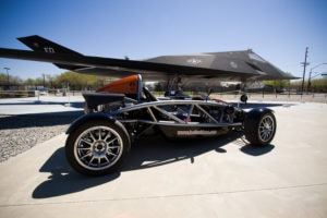 Ariel Atom Car F117 Stealth